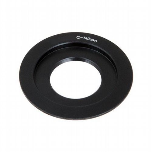 C-Mount Lens to Nikon Adaptor - C-Mount Lens to Nikon Camera Adaptor